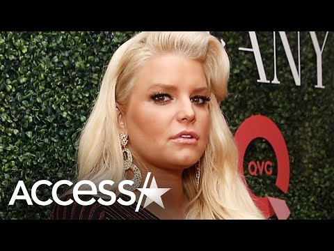 Jessica Simpson Reveals She Hid Her Alcohol In A Glitter Cup That Was 'Filled To The Rim'