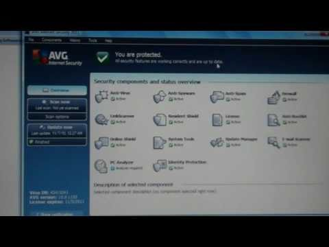 Review of the AVG Internet Security 9.0 Version and 2011 Version Software