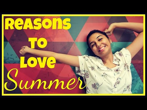 5 Reasons To Love Summers | MostlySane | Latest Funny Videos