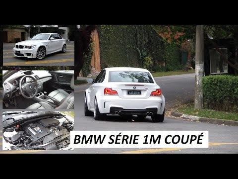 Garagem do Bellote TV (HD): BMW 1M