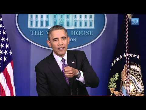 "8 Million Obamacare Signups ""This Thing Is Working""- Full Press Conference"