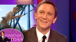 Daniel Craig On Doing His Own James Bond Stunts | Friday Night With Jonathan Ross