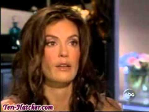 Teri Hatcher on The Barbara Walters Special (2005)