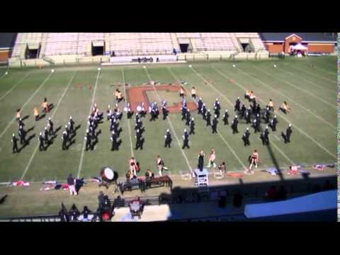 2013 Wetumpka High School | Phenix Invitational Marching Festival