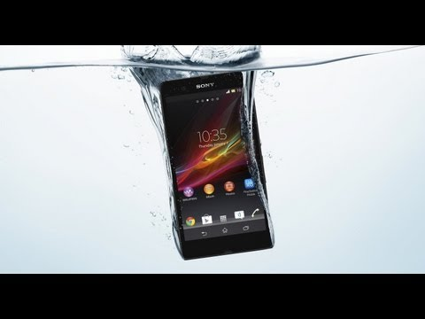Sony Xperia Z Review in Hindi