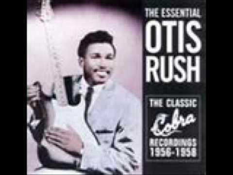 Otis Rush I Can't Quit You Baby 1956 Cobra 5000