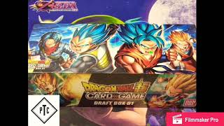 DBS Card Draft Box Opening & Giveaway