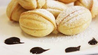 рецепт орешков в орешнице рецепт с фото