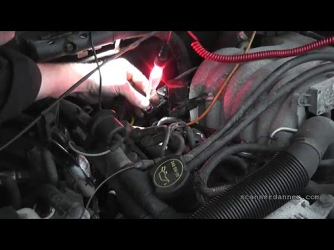 Ford Cam Sensor Synchronizer Test