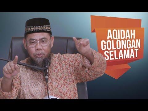 Aqidah Golongan Selamat - Ust Zainal Abidin.Lc - Pertemuan 4