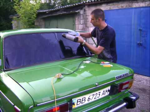 Тонировать машину ваз 2106