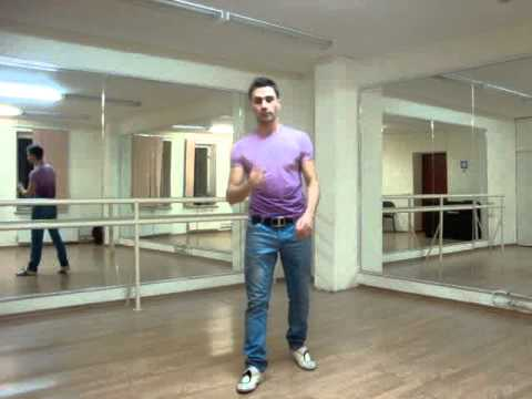 Бесплатный урок клубных танцев для мужчин 2  Объяснение