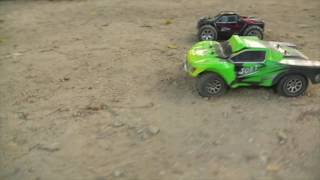 RC 4WD Rally Car, Off-Road Buggy and Off-Road Truck (TR104x)