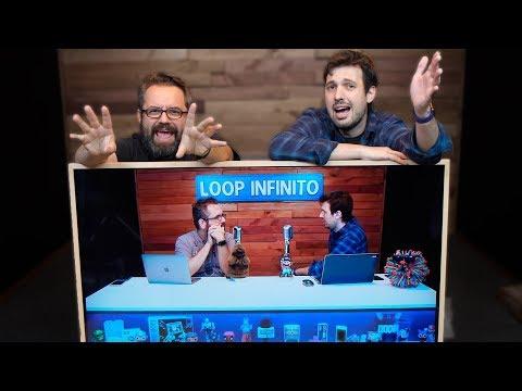 """O UNBOXING MAIS CABULOSO DE UMA TV! SAMSUNG """"THE FRAME"""""""