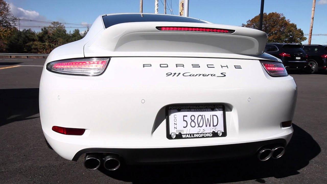 Porsche 991 s Sport Design