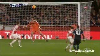 Yaya Toure Amazing Goal Arsenal 22.12.2015