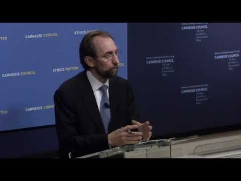 Zeid Ra'ad Al Hussein: Defeating Daesh Without Bombs