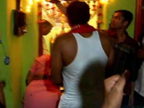 Aai Bhavani Mata Gondhal Naik Family (waingani ,malvan)  .mpg video