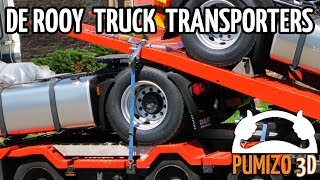 """De Rooy"" Truck Transporters"
