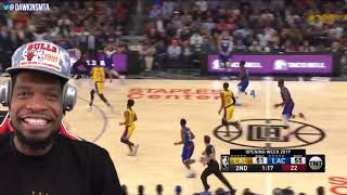 KICK KCP OUT OF AMERICA!! Los Angeles Clippers vs Los Angeles Lakers Full Game Highlights