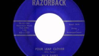 Billy Parks  Four Leaf Clover  RAZORBACK 103