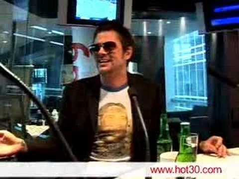 Johnny Knoxville interview part 1 Video