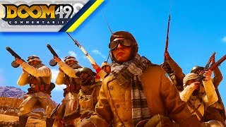 Battlefield 1 - The EPIC Battle for the D - The DooM49ers (BF1 Funny Moments)