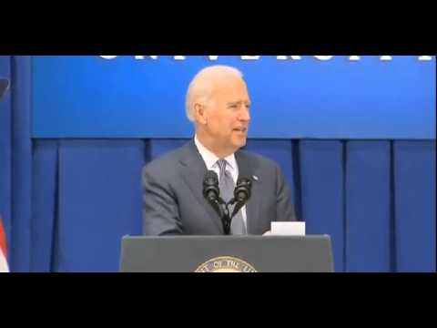 "In Iowa, Joe Biden Gives A Shout Out To ""An Old Butt Buddy"""