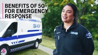 Benefits of 5G: Improving Emergency Response | T-Mobile