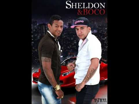 Mc Sheldon E Boco - Mano Kete - Musica Nova 2013 video