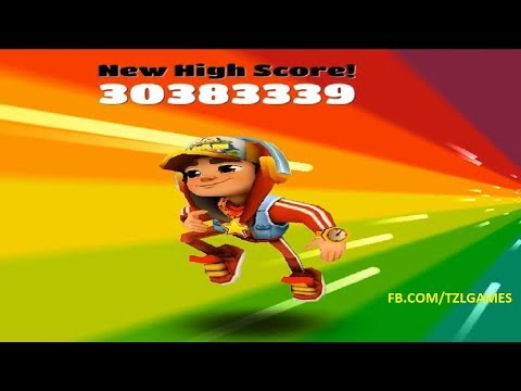 Subway Surfers Gameplay HD 2 by SYBO Games JAKE STAR OUTFIT AND MYSTERY BOXES OPENING - TZL Games