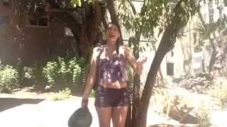Ice Bucket Challenge - Erin Marie Hogan