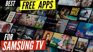Best Free Apps for Samsung Smart TV
