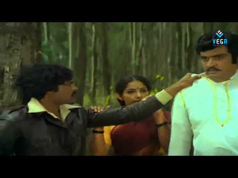 Puli Bebbuli Movie - Chiranjeevi Fight Scene