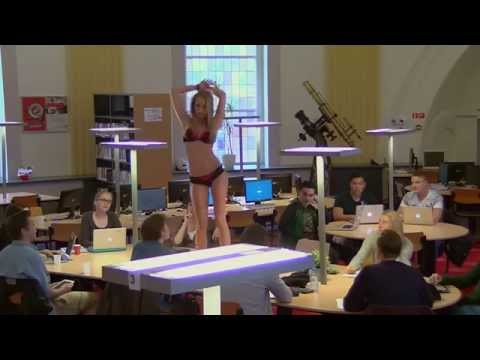 Sexy Anna Test Focus Studenten video