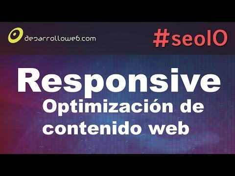 Optimizaci�n de contenido para la web Responsive #seoIO