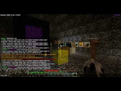 Copy of Minecraft Server 1.4.4/1.4.5 Factions,Raid,PvP,Arena,Greif
