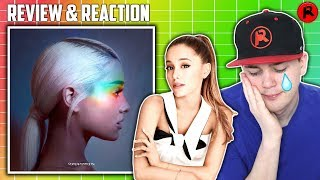 Download Lagu Ariana Grande - No Tears Left To Cry | Song Review Gratis STAFABAND