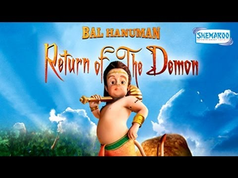 Bal Hanuman - Return Of The Demon - Full Movie In 15 Mins video