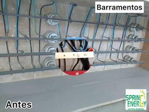 Condomínio Santa Mônica - SPRING ENERGY - Adequação Elétrica