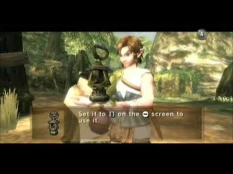 Let's play Legend of Zelda: Twilight Princess : 3 : Faron Woods