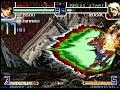 KOF 2002 - Super Golden Joe Vs Rugal BOSS