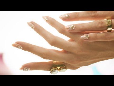 Cover Look: Party Nails (NAILS Dec. 2013)