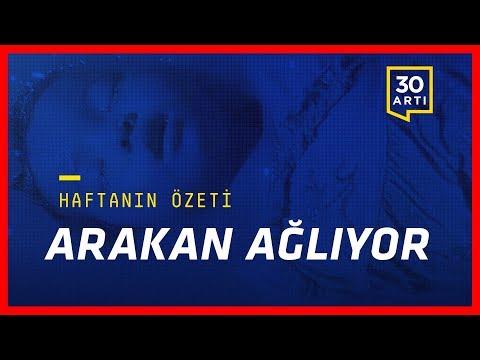#Arakan ağlıyor… Erdoğan'ın korumalarına şok… Yüzlerce öğretmene sürgün… Dış ticarette rekor açık…