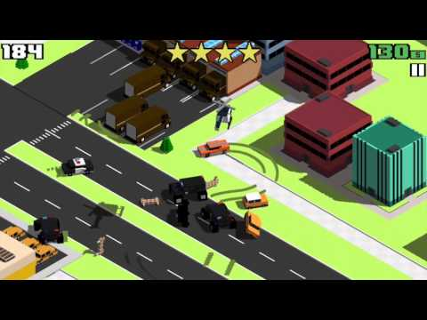 Smashy Road: Unlock all Cars Review #1