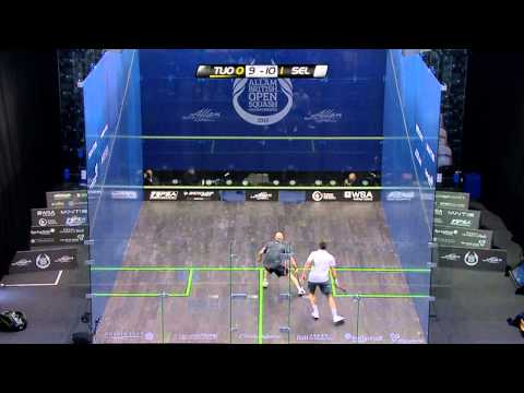 Squash : Allam British Open 2013 - Rd1 Roundup part 2