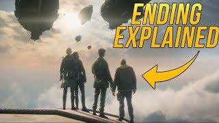 The Darkest Shore Easter Egg Ending Explained | Call of Duty World War 2 The Darkest Shore Ending