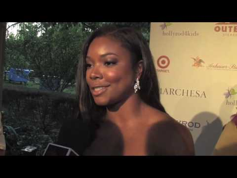 Gabrielle Union - How She Handles The Hater's - HipHollywood.com Video