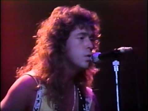 Night Ranger - When You Close Your Eyes (Live 1989)