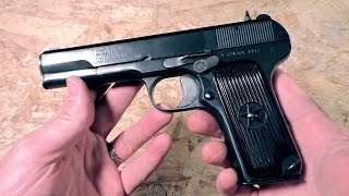 Tokarev TTC: Field Strip, Disassembly & Reassembly